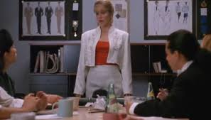 Sue Ellen Crandell 1990's Style and Fashion in Don't Tell Mom The Babysitters Dead