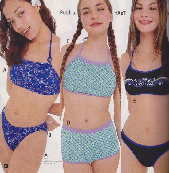 Delias Bikini 1990s