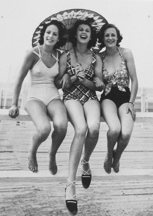 1920s bathing suit