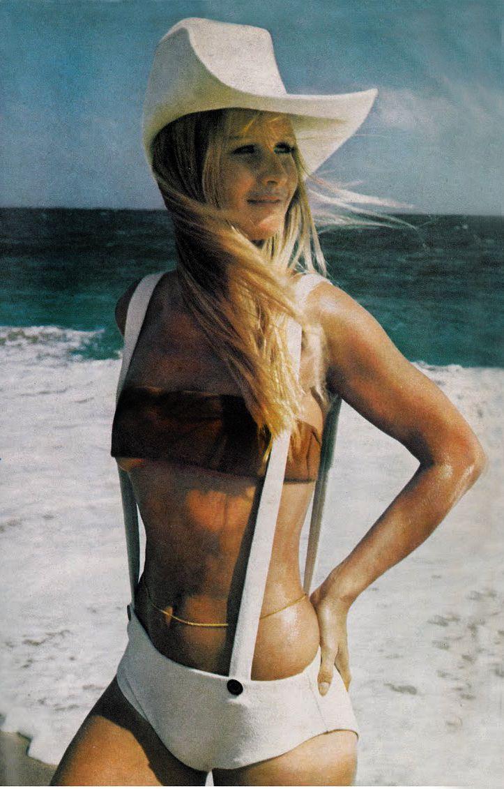 1960's swimwear