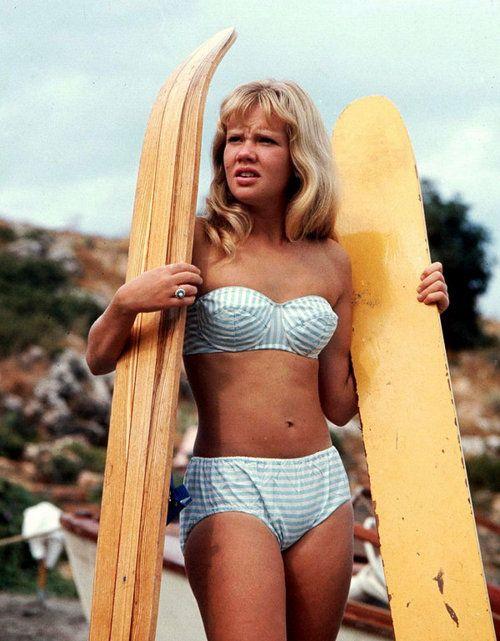 Haley Mills Classic bikini