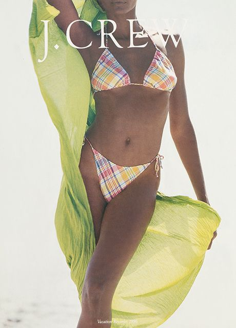 1990s J.Crew Bikini