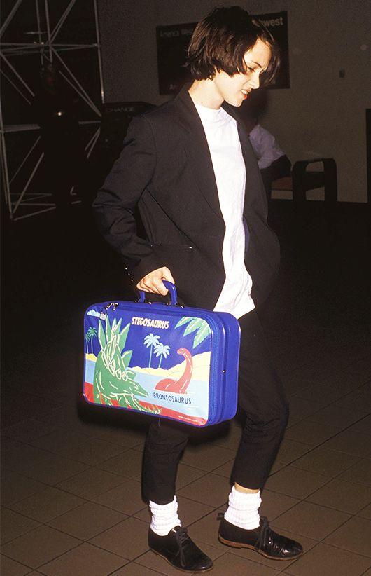 Winona Ryder 1990's Style Icon