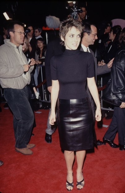 Winona Ryder 1997 Red Carpet Event