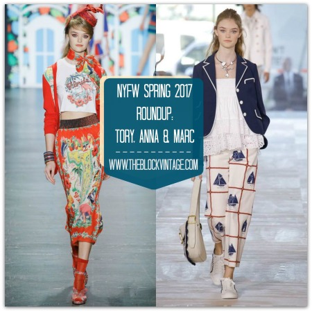 New York Fashion Week Spring 2017 Roundup