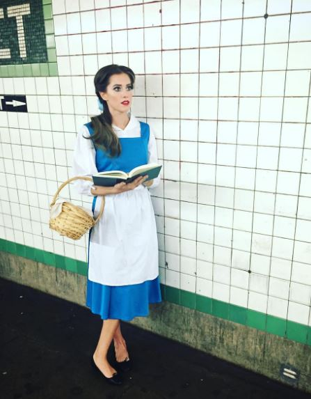 Allison Williams as Belle