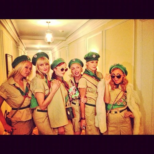 Nicole Richie as Troop Beverly Hills