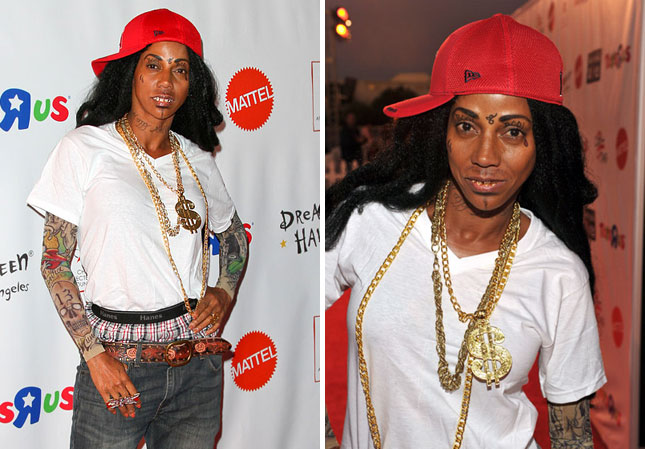 Holly Robinson Peete as Lil Wayne
