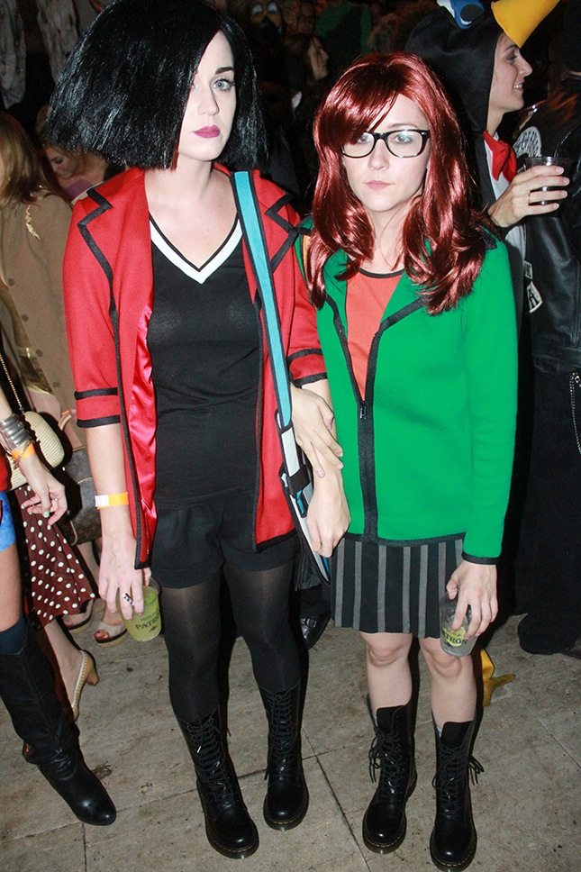 Katy Perry as Jane from Daria