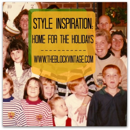 Style Inspo Home for the holidays
