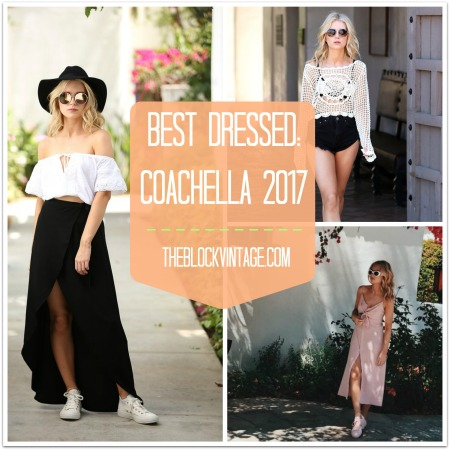Best Dressed Coachella 2017 Celebrity Style Fashion
