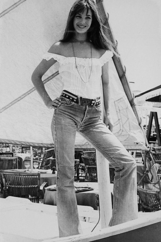 1960's Style and Fashion Icon: Jane Birkin