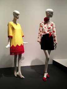 1967 and 1971 daytime looks