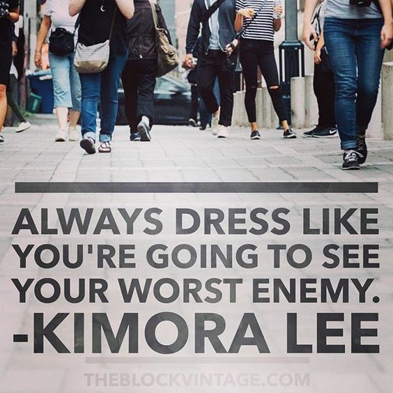 Kimora Lee Fashion Quote