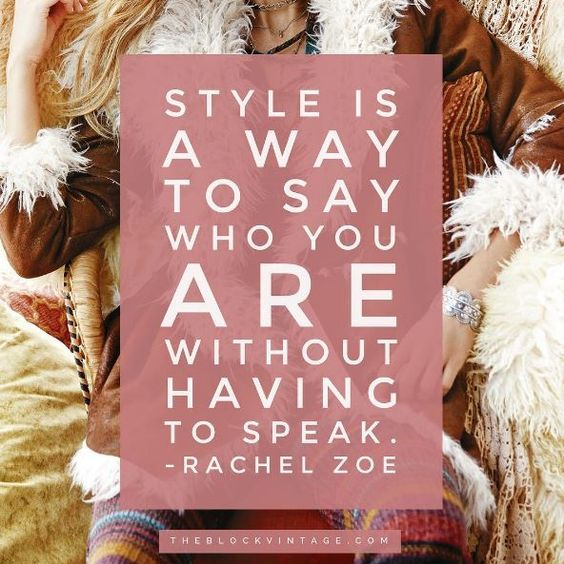 The Best Fashion Quotes