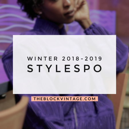 Winter 2018 2019 Style Inspiration Stylespo Using Vintage Pieces Outfits