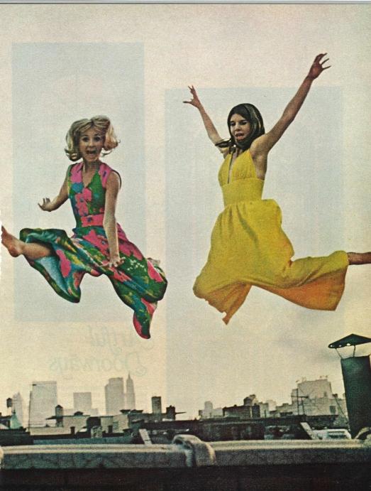 Taking the Pajama Trip McCall's Magazine December 1967